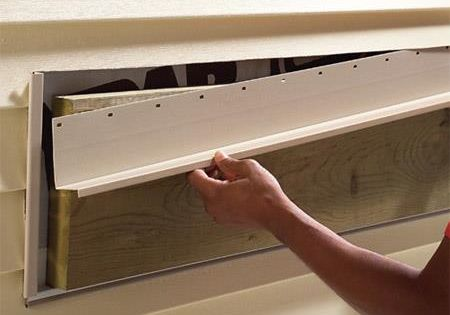 Flashing A Deck Ledger Board On Vinyl Siding Decks