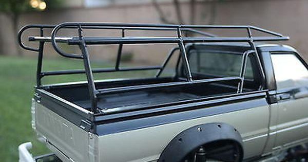 59 01 Tamiya Rc 1 10 Toyota Hilux High Lift 4x4 Pick Up Custom Made Metal Roof Rack A For Vehicle Type Truck Fuel S Roof Rack Toyota Hilux Best Rc Cars