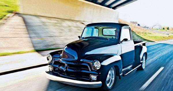 1954 Chevrolet 3100 Front Photo 9