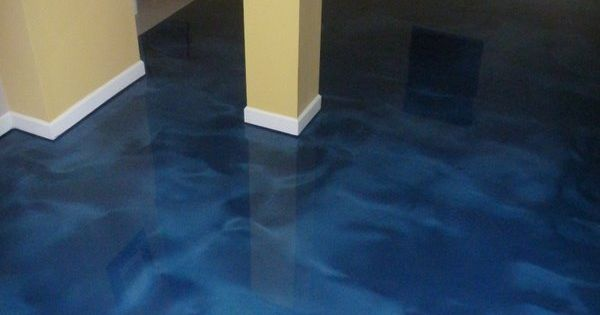 Metallic Epoxy Floor Outdoor Ideas Pinterest Epoxy