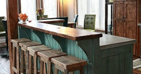 "40 Rustic Kitchen Designs To Bring Country Life Designbump: YOUR Reclaimed Rustic And Recycled Oak Barn Wood 33""-36"