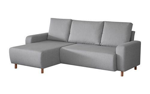 Delsbo 2er Sofa Mit R Camiere Knisa Hellgrau Chaise Longue Met And Link
