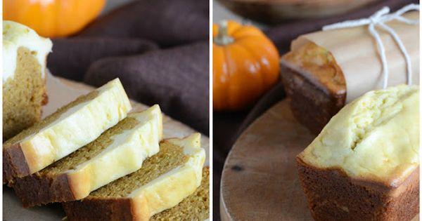 Pumpkin and Cheese Spice Bread recipe