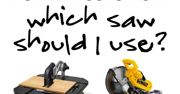how to use a power saw