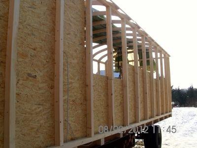 Aufbau Bauwagen Ausbauen Bauwagen Kleine Hausideen