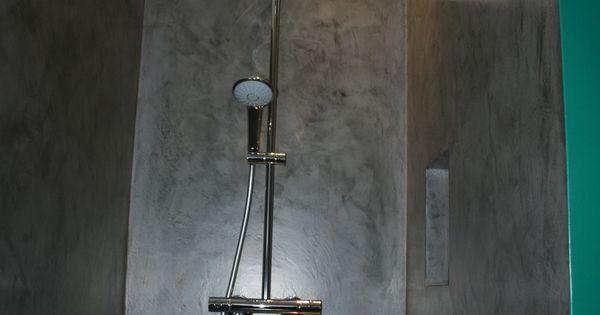 r novation salle de bain papier peint peau de girafe b ton cir photographies animaux noir. Black Bedroom Furniture Sets. Home Design Ideas