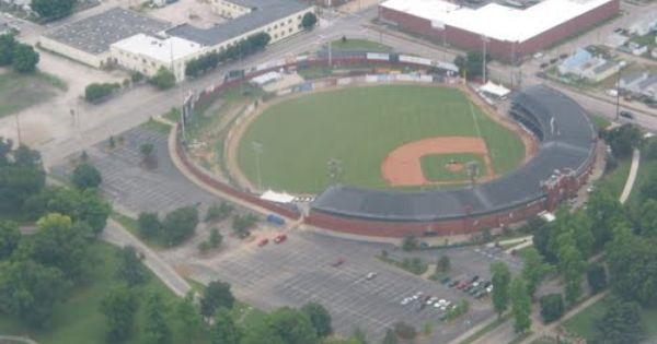 Bosse Field Evansville Indiana Evansville Holiday World