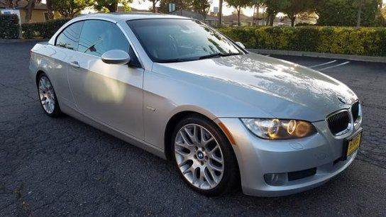 Convertible 2008 Bmw 328i Convertible With 2 Door In Fremont Ca