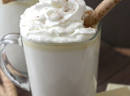 White Hot Chocolate: The Recipe Critic. This is absolutely amazing! A delicious