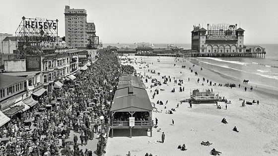Boardwalk Empire Sites In Atlantic City Atlantic City Boardwalk Atlantic City Jewel Of The Seas