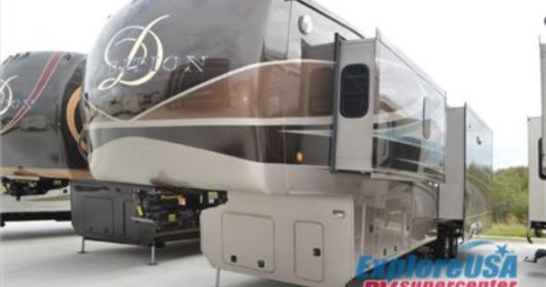 New 2015 Drv Luxury Suites Tradition 384rss Fifth Wheel At