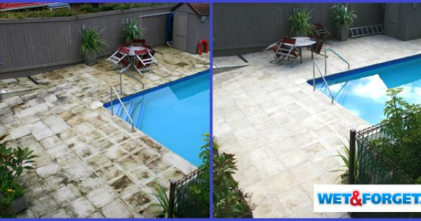 Get Your Pool Clean And Ready For Fun With Wet Forget Outdoor Outdoor Pool Cleaning Pool