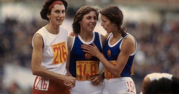 12th European Athletics Championships Prague 400m 1978 European Championships Athlete East Germany