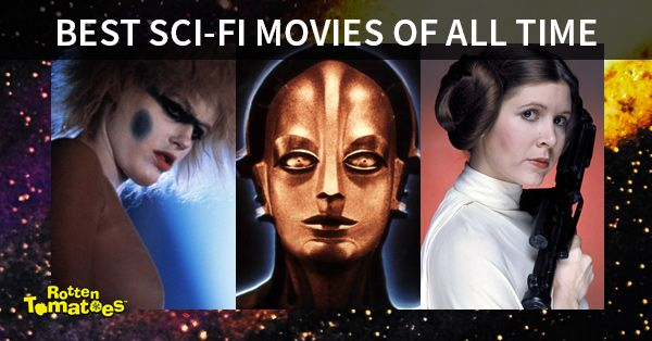 110 Best Science Fiction Movies Of All Time