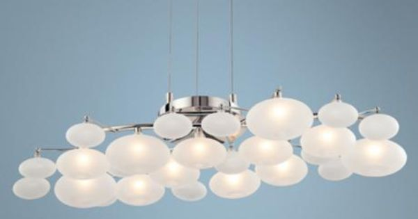 Possini Euro Design Lilypad 30 Wide Pendant Light Lighting And Lights