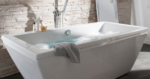 Baignoire lot harmony castorama salle de bain pinterest castorama ilot et baignoires for Baignoire salle de bain castorama