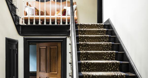 Inside A Home That 39 S Not Afraid Of The Dark Staircases