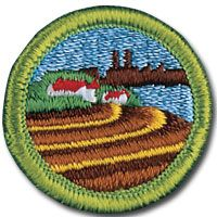 Soil And Water Conservation Soil And Water Conservation Merit Badge Boy Scouts Merit Badges