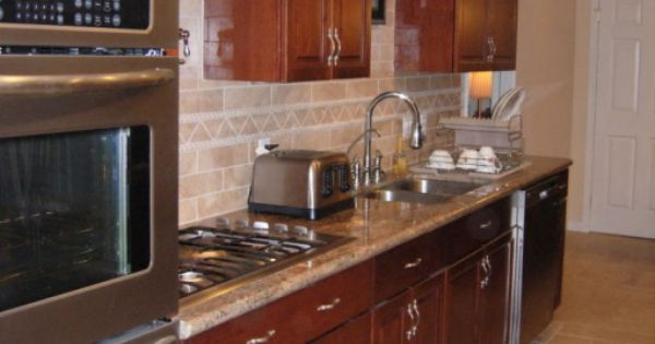 Galley kitchen floor ideas galley kitchen small for Galley kitchen update ideas