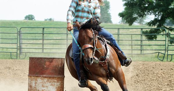 Champion barrel racer Fallon Taylor offers tips to make your first turn