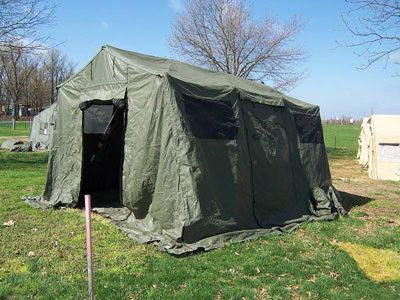 used hot tents for sale