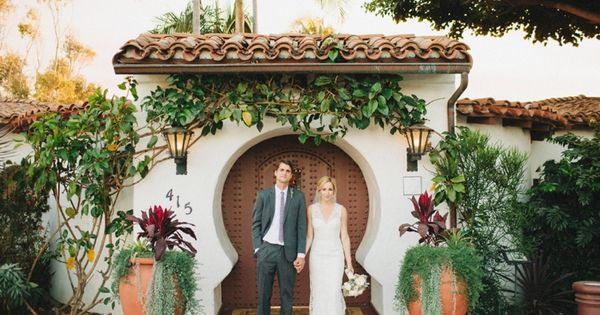 Modern Casa Romantica Wedding Matt Tricia Casa Romantica Wedding Wedding Venues Beach Orange County Wedding Venues