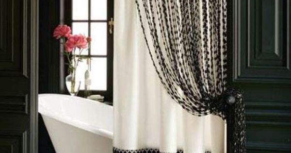 White Master Bathroom Shower Ideas