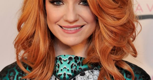 Nicola Roberts | The 27 Hottest Celebrity Gingers / this woman's beautiful