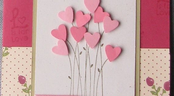 valentine card making kits