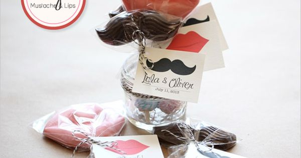 ... It Yourself Mustache And Muah Wedding, Do it yourself and Favor tags