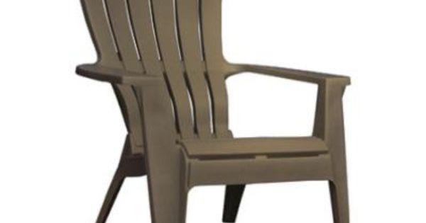 Real fort Ergonomic Adirondack Chairs true value $16
