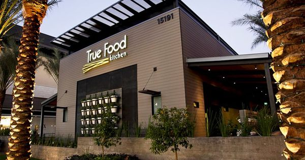 True food kitchen for P kitchen dc united