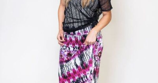 honey and lace orchid rhapsody maxi honey and lace maxi