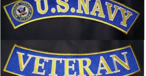 "US Army Large Back Center Patch Combat Color For Biker Vest Jacket  10/"" Size"