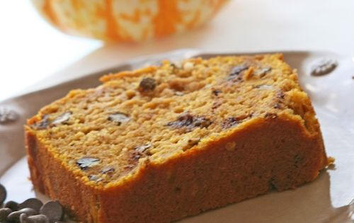 I have been wanting to create a new pumpkin bread recipe since