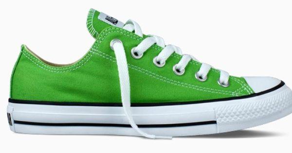 Lime green Converse is a fun look | Chucks shoes, Converse, Boys shoes