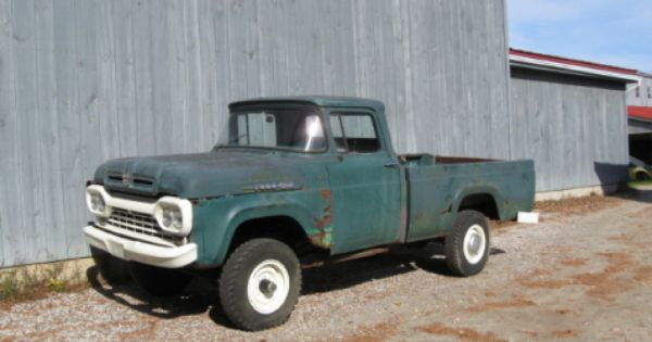 1959 Ford F250 Pickup 1950 F250 Ford F250 Ford