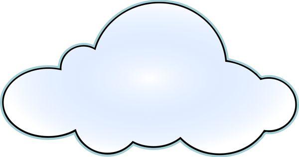 cloud clip art - Google Search | Crib Quilts | Pinterest ...