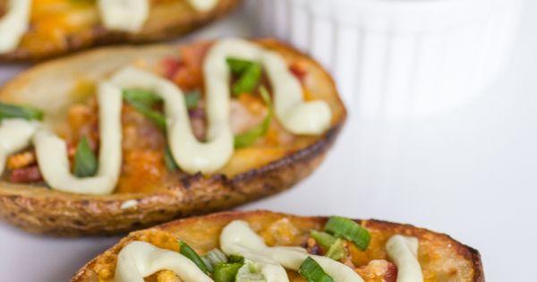Cheesy Avocado Bacon Poutine Recipe — Dishmaps