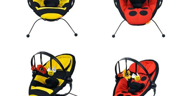 Bumble Bee Bouncer So Cute A Must Have For New Baby