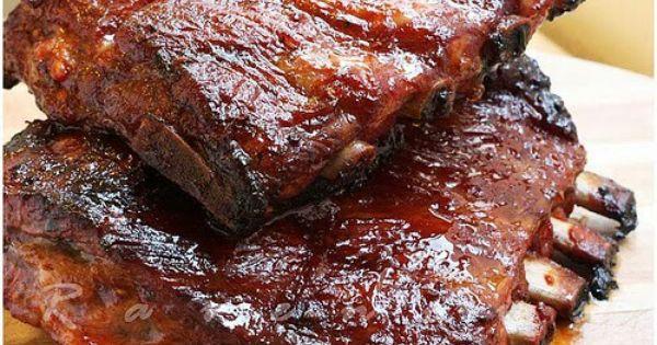memorial day ribs recipe
