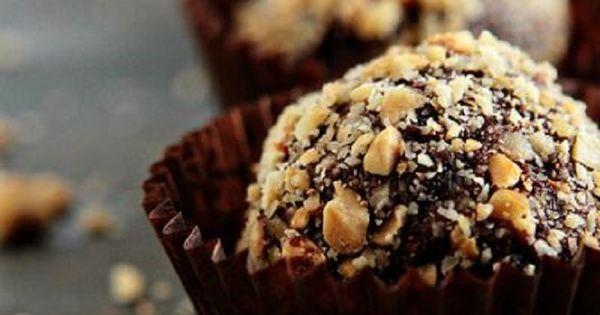 Nutella Truffles | Baking & Desserts | Pinterest | Truffles, Pinterest ...
