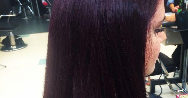 5vr 4vr Violet Red Violet Red Pinterest Violets Hair Coloring And Hair Style
