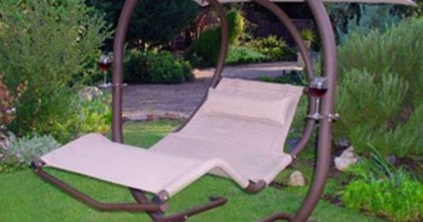 Sunset Swings 421ln 2 Person Swing With Cup Holders