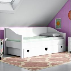 Einzelbetten Einzelbett Bett Mit Schubladen Und Einzelbett 100x200