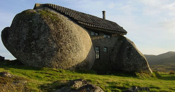 unusual houses | Most Unusual Homes in the World
