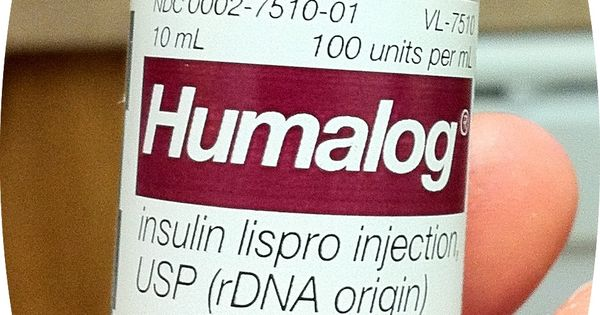 Discount coupons for humalog insulin