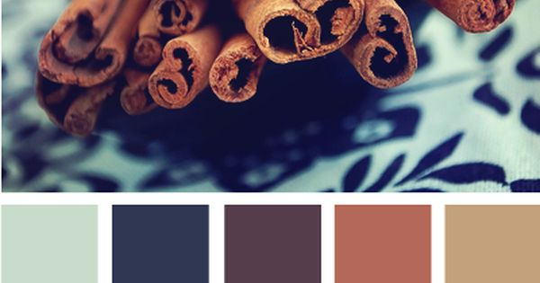 Color Scheme: cinnamon honey caramel wheat, with small touches of navy and