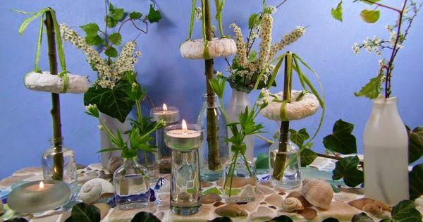 Tischdeko tanz in den mai hochzeitsdeko pinterest for Richtfest deko