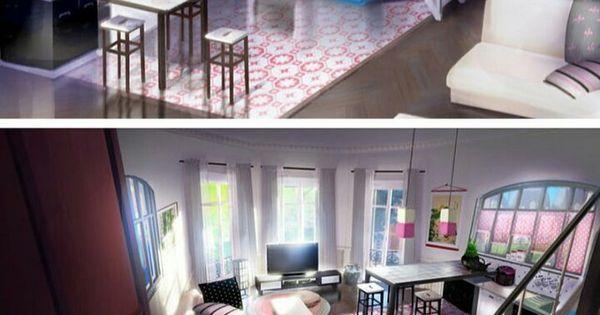 Marinette S House Miraculous Ladybug Pinterest